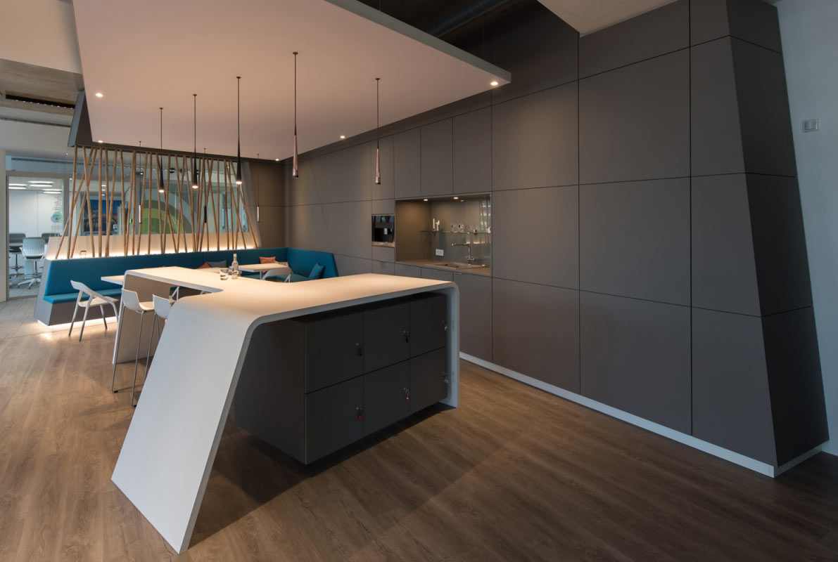 Classen design individuelle einrichtungslosungen fur for Teeküche büro